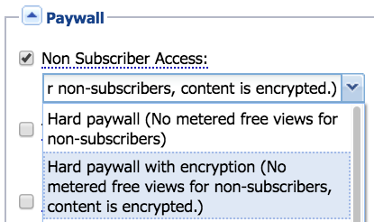 Users bypassing paywall with timing trick / General / TownNews